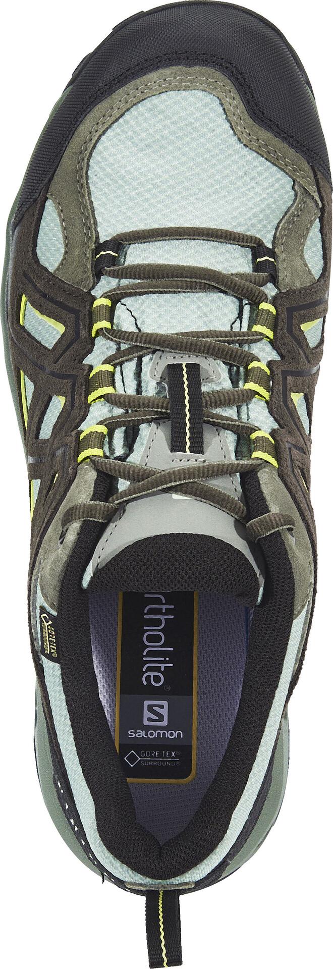 Men Salomon Punch Surround Gtx 2 Shadowbelugalime Shoes
